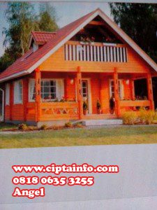 renov rumah kayu di masohi maluku