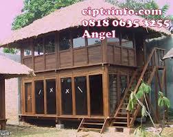 renovasi rumah kayu di kendari